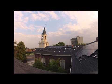 Cammy Staker I am Downtown Church Time Lapse