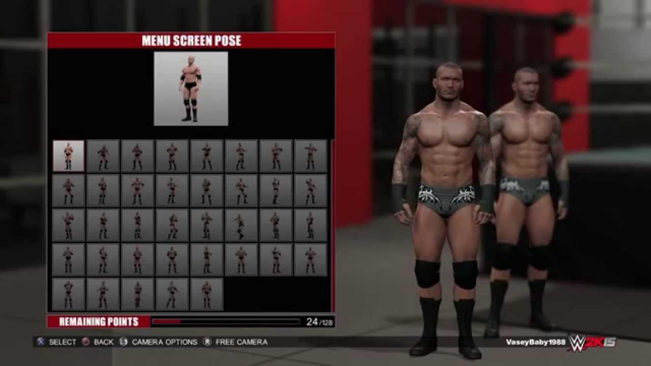 Wwe 2k15 Randy Orton Retro Wwe 2k15 Ps4 Randy Orton New