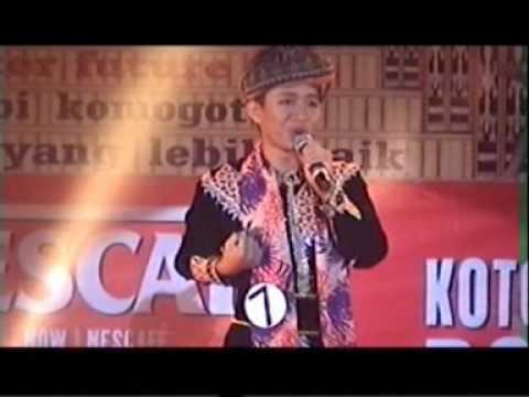 Finalis Sugandoi Kaamatan 2009 Norbert Andillah Lagu 1 video
