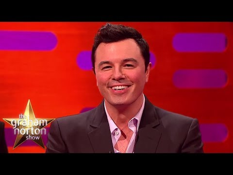 Seth MacFarlane Impersonates Kermit the Frog - The Graham Norton Show
