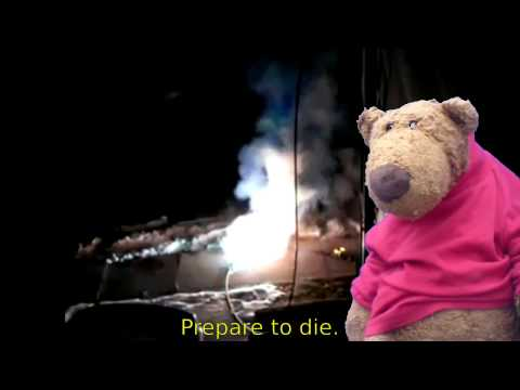 Big Butt Bear Watches The Weather Report video