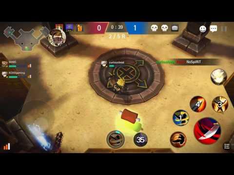 Arena Masters: Legend Begins - Ranked 3v3 PVP Gameplay