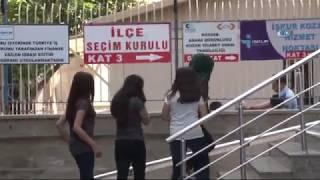 Aladağ'daki Yurt Yangınında Yaralanan Çocuklar Duruşmaya Getirildi