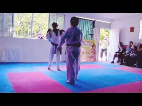 Defensa Personal De Tae Kwon Do! Pt1