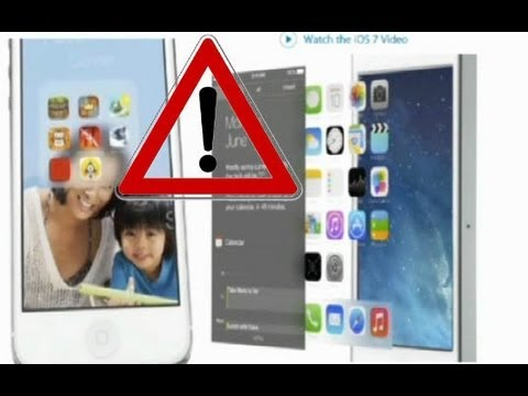 how to fix 5 problems with iOS 7