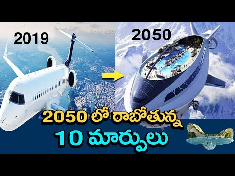 10 Mind Blowing Statistics From 2050