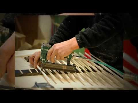 Совершенство ручной работы .Процесс создания мебели мастерами Tonin Casa.