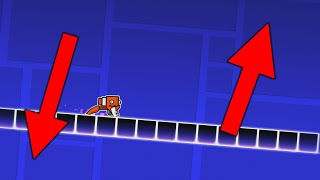 INVISIBLE GROUND TRICK! // Geometry Dash 2.1 Tutorial // Qwik Tut