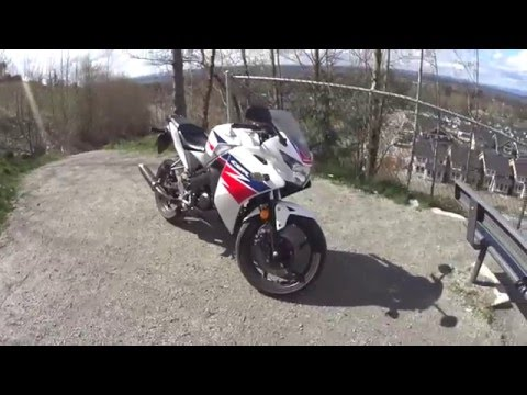 My 2014 Honda CBR125R Review!