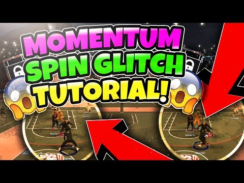 iRunYew MOMENTUM CROSSOVER INTO SPIN MOVE DRIBBLE MOVE TUTORIAL!