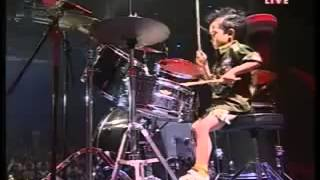 ELNO Budiman Baby Drummer) The youngest finalist 3 5 years Indonesia s Got Talent