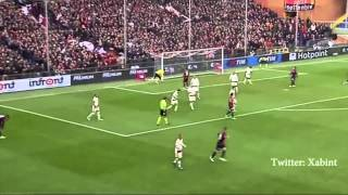 Diego Perotti vs Milan (07/11/2014) HD