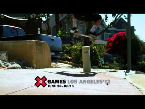 X Games Los Angeles 2012 Trailer