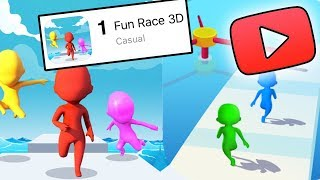 Fun Race 3D - App Store #1 - Gameplay - All Different Levels