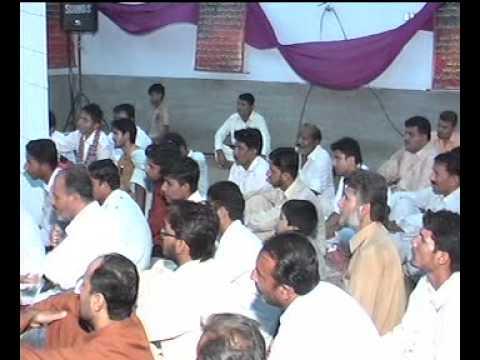 Rab Jane Te Hussain Jane - Agha Ali Raza video