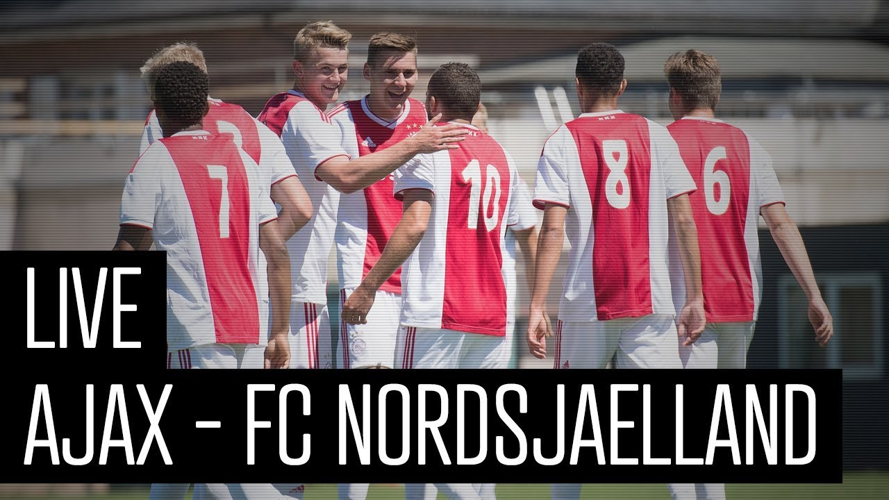 Scoret mot Ajax!