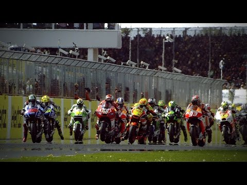 "MotoGPâ""¢ 2014 Best Super Slow Motion action"