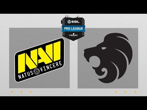 CS:GO - Na'Vi vs. North [Cbble] Map 1 - ESL Pro League Season 5 - EU Matchday 14 [Res. Day 5]