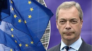Nigel Farage Announces New Party to Fight for Brexit!!!
