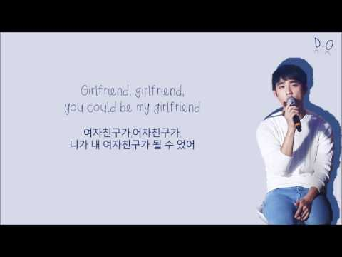 EXO D.O 디오 feat. CHANYEOL 찬열 - Boyfriend Color-Coded-Lyrics Eng l Han 가사 by xoxobuttons