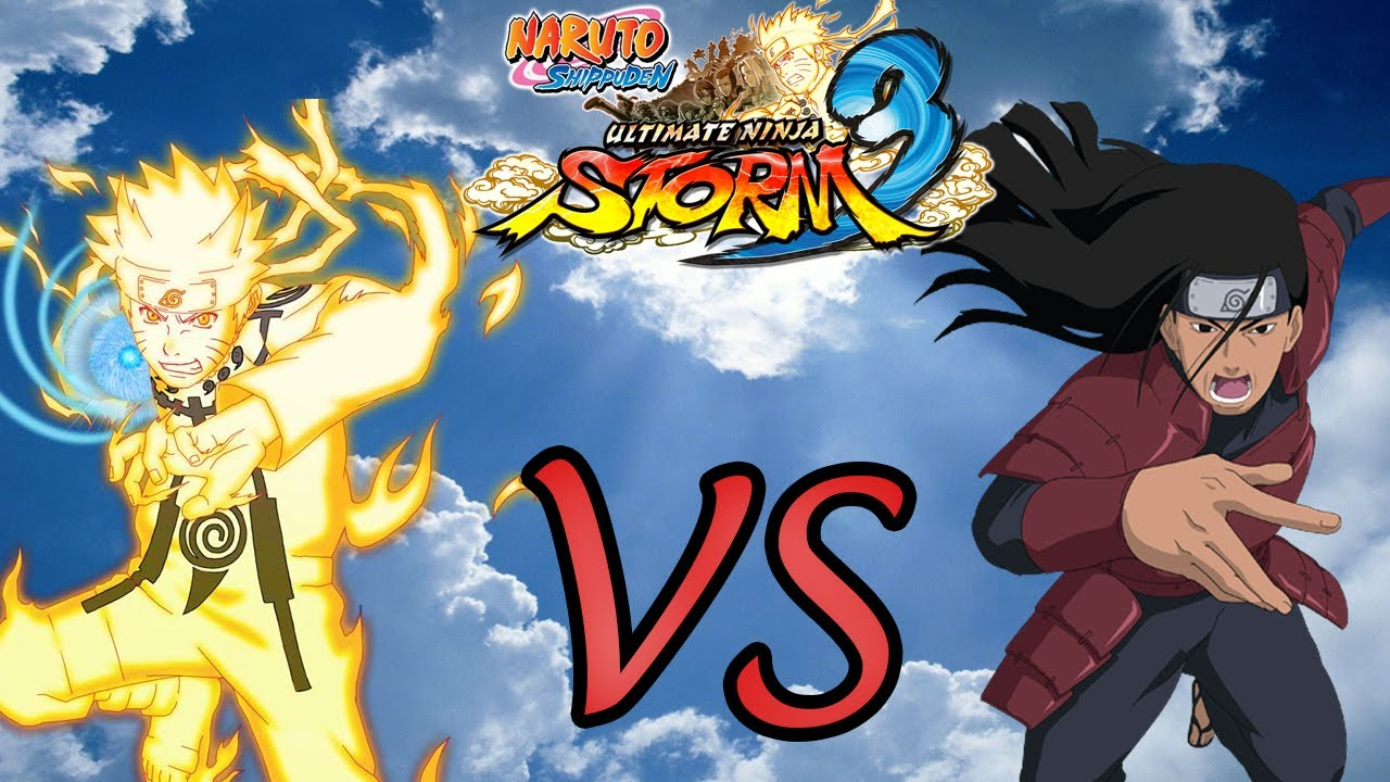 how to turn of vc naruto ninja storm