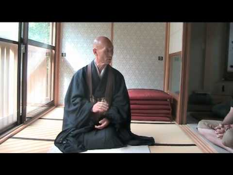 A Teaching From Zen Master Jinen