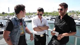 Arctic Monkeys - Interview with MSN (2014)