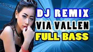 DJ BAPER HABIS 2018 - VIA VALLEN -  YANG LAGI GALAU ANGKAT TANGANNYA