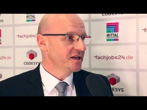 Thomas Boethe, Produktmanager bei Cherry ZF Friedrichshafen AG