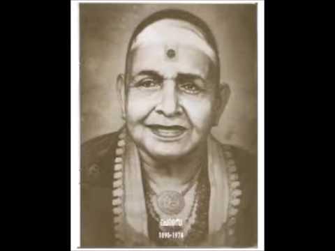 Chembai Vaidyanatha Bhagavathar - Thaye Yashoda - Thodi - Oothukadu Venkatakavi