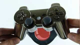 PS3 TITANIUM - LiMiTED EDITION - PS3 Controllers | HG Arts Modz