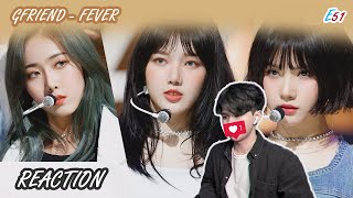 Reaction #51 - 'Fever' by GFriend/여자친구