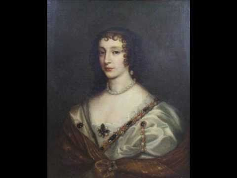 "I once heard that [Before the English Revolution] that Henrietta-Marie was the ""happiest princess in all of Europe"". http://en.wikipedia.org/wiki/Charles_I_o..."