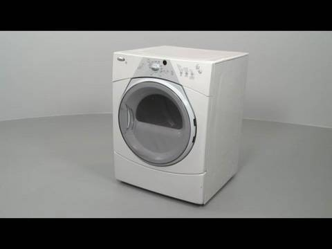 Whirlpool Duet Sport/Kenmore HE3 Dryer Disassembly