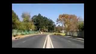 Walk from Park station johannesburg part 2 Empire road to Jan Smuts avenue