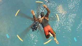 GTA 5 Jumping Fails #8 - Ragdolls Compilation