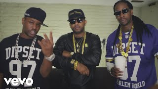 2 Chainz Video - Cam'ron - Snapped ft. 2 Chainz