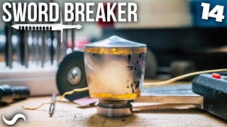 MAKING THE SWORD-BREAKER!!! Part 14