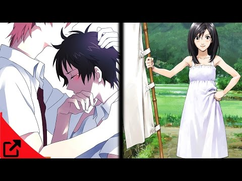 Top 5 Animes Similar To The Girl Who Leapt Through Time