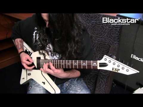 Blackstar HT-1: Gus G. demonstrates his 1 watt warm up amp