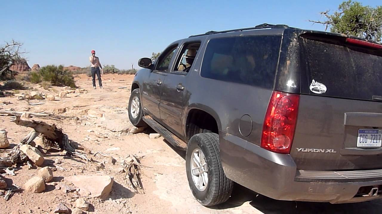 Offroad Moab Gmc Yukon Youtube