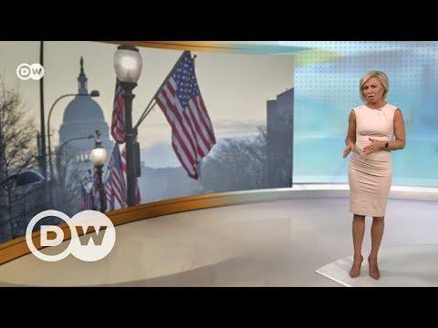 Новые санкции США: американский газ для ЕС вместо российского? – DW Новости (11.07.2017)