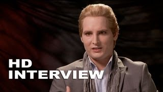 The Twilight Saga: Eclipse - Peter Facinelli Talks About Character