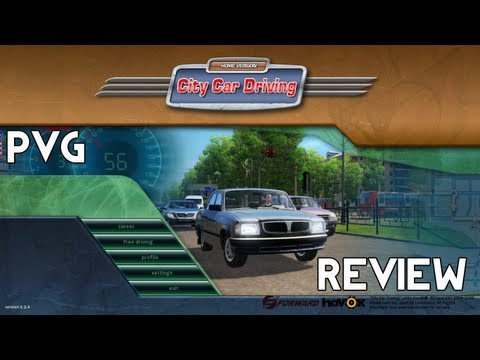 City Car Driving Review (With Commentary)