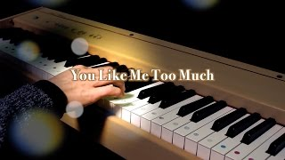 Watch Beatles You Like Me Too Much video