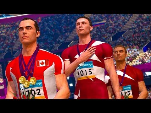 SQUAD GOALS! - London 2012 Olympics