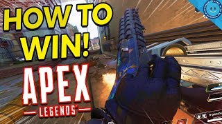 How To Win Your First Game In Apex Legends! | Best Weapons, Legend and Tips!