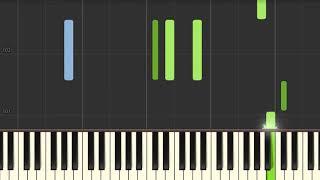 Download Lagu Sugarland - Babe ft. Taylor Swift - Piano Tutorial Gratis STAFABAND