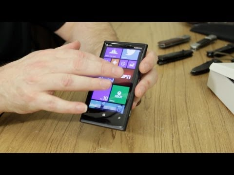 Nokia Lumia 920 Unboxing & First Look! (Windows Phone 8 Unboxing)