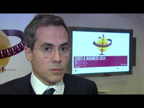 Costi & Business 2014_Alfredo Montalbano, Banca Monte Paschi di Siena